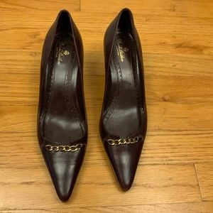 Brooks Brothers Heels Size 7